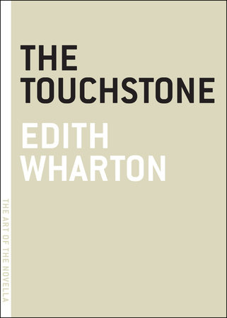 The Touchstone by Edith Wharton