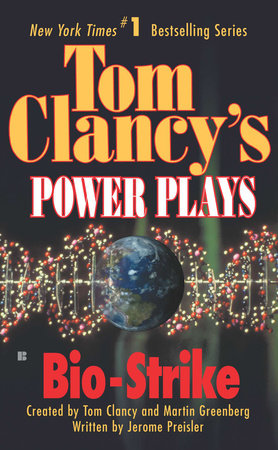 Bio-Strike by Tom Clancy, Martin H. Greenberg and Jerome Preisler