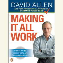 Making It All Work Cover
