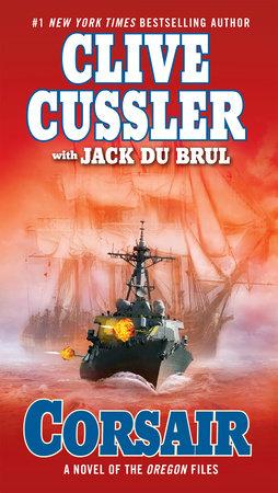 Corsair by Clive Cussler and Jack Du Brul