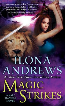 Magic Strikes by Ilona Andrews