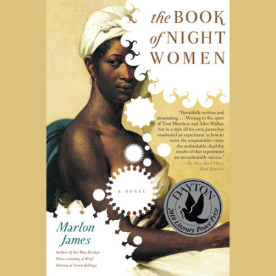 The Book of Night Women cover
