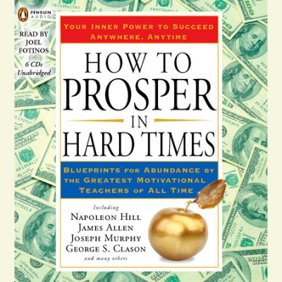 How to Prosper in Hard Times cover