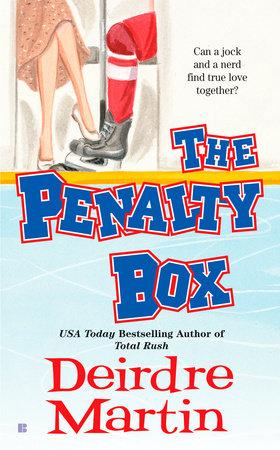 The Penalty Box by Deirdre Martin