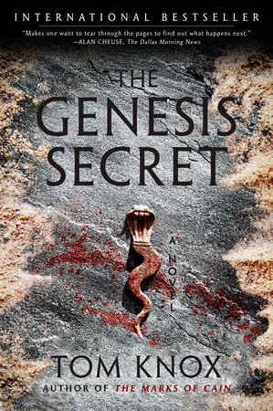 The Genesis Secret by Tom Knox