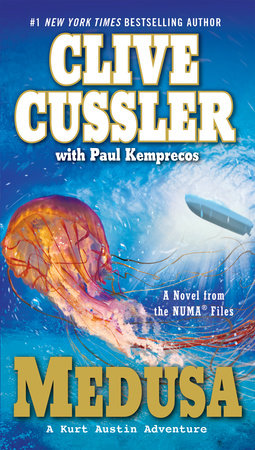 Medusa by Clive Cussler and Paul Kemprecos
