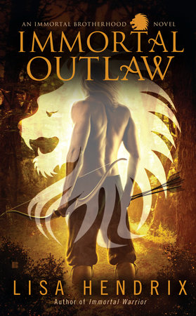 Immortal Outlaw by Lisa Hendrix