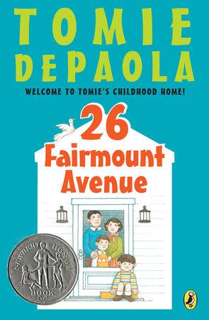26 Fairmount Avenue by Tomie dePaola