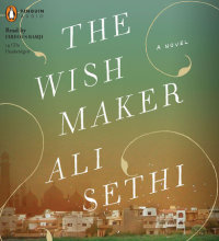 The Wish Maker Cover