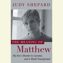 The Meaning of Matthew Cover