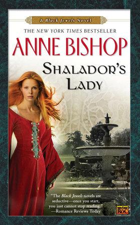 Shalador's Lady cover