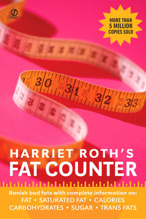 Harriet Roth's Fat Counter by Harriet Roth