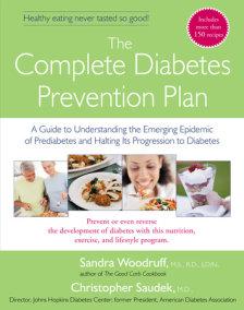 The Complete Diabetes Prevention Plan