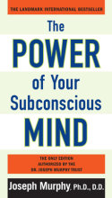 The Power of Your Subconscious Mind Cover
