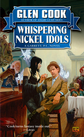 Whispering Nickel Idols by Glen Cook