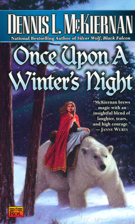 Once Upon a Winter's Night by Dennis L. McKiernan