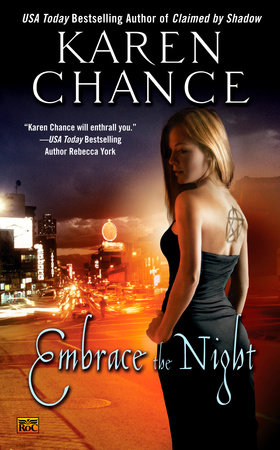 Embrace the Night by Karen Chance