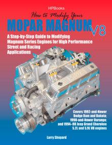 How to Modify Your Mopar Magnum V-8HP1473