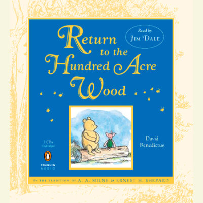Return to the Hundred Acre Wood cover