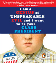 I Am a Genius of Unspeakable Evil and I Want to Be Your Class President Cover