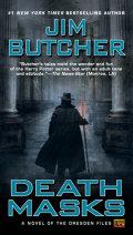Death Masks Cover