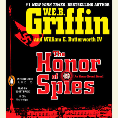 The Honor of Spies cover