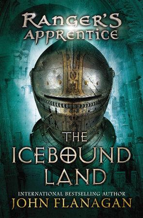 The Icebound Land by John A. Flanagan