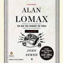 Alan Lomax Cover