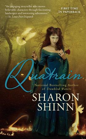 Quatrain by Sharon Shinn