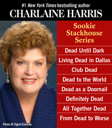 Sookie Stackhouse 8-copy Boxed Set by Charlaine Harris