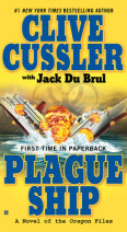 Plague Ship Cover