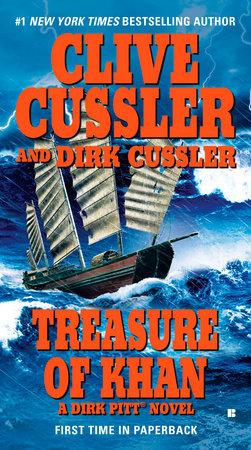 Treasure of Khan by Clive Cussler and Dirk Cussler
