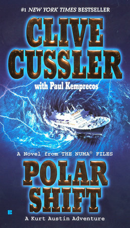 Polar Shift by Clive Cussler