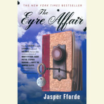 The Eyre Affair Cover