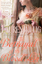 The Betrayal of the Blood Lily Cover