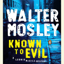 Known to Evil Cover
