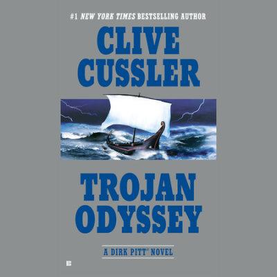 Trojan Odyssey cover