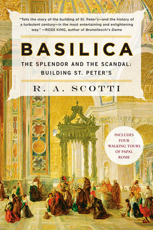Basilica by R. A. Scotti