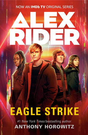 Eagle Strike by Anthony Horowitz