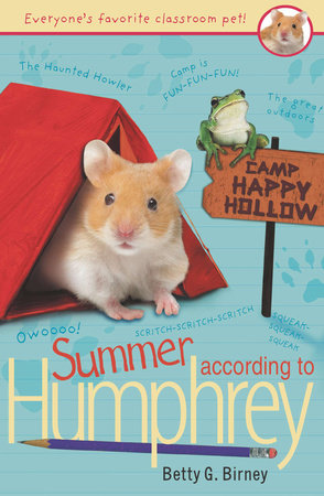Summer According to Humphrey by Betty G. Birney