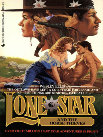 Lone Star 115/horse by Wesley Ellis   PenguinRandomHouse com: Books