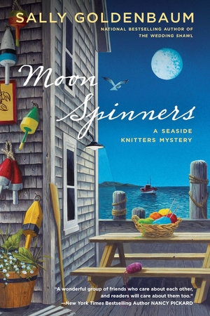 Moon Spinners by Sally Goldenbaum