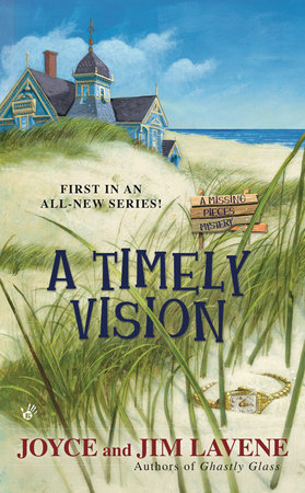 A Timely Vision by Joyce and Jim Lavene