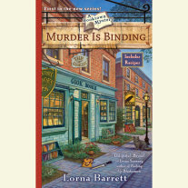 Murder Is Binding Cover