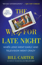The War for Late Night Cover
