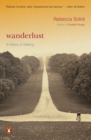 Wanderlust by Rebecca Solnit