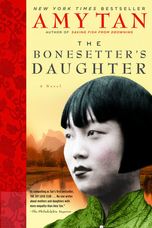 Bonesetter's Daughter Book Cover Picture