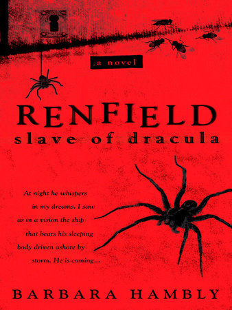 The cover of the book Renfield