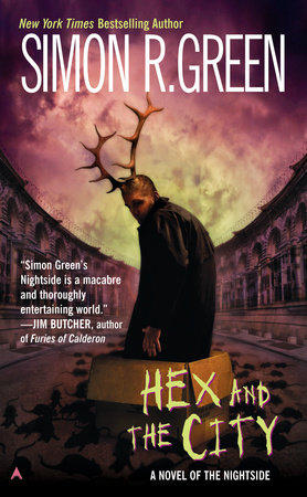 Hex and the City by Simon R. Green