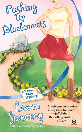 Pushing Up Bluebonnets by Leann Sweeney